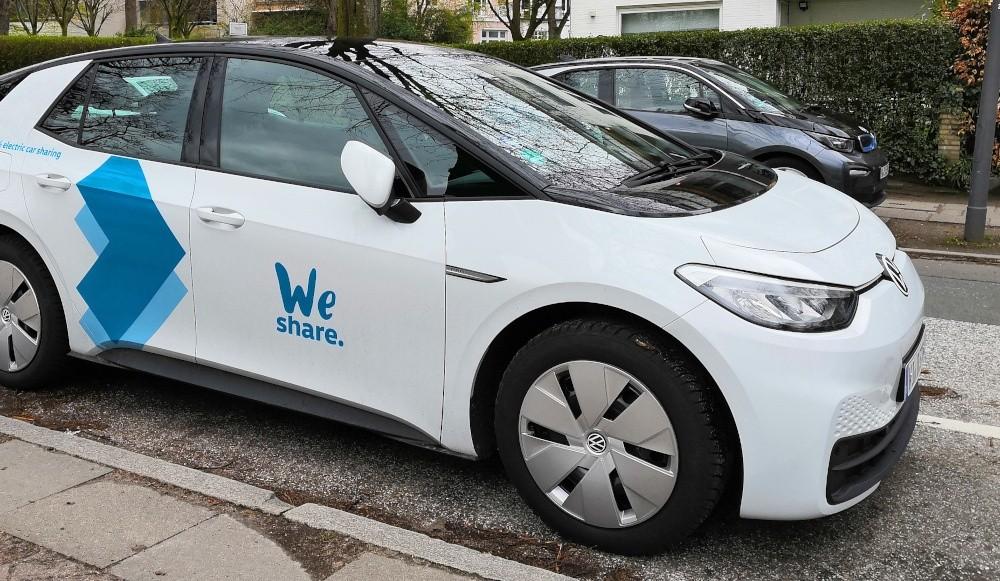WeShare: Carsharing mit Elektrofahrzeugen